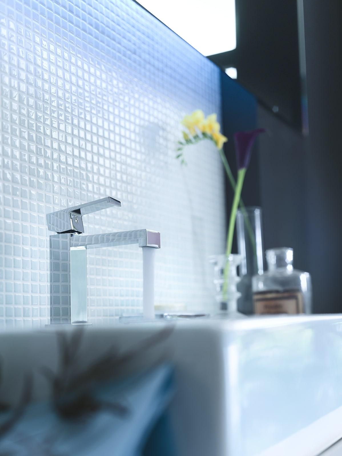 mitigeur lavabo robinetterie sols concept gardanne meyreuil simiane aix en provence trets plan de campagne