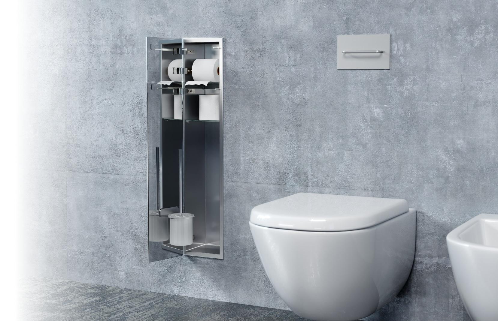 Niche de salle de bains gardanne meyreuil simiane aix en provence