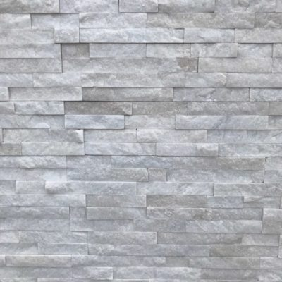 Parement Quartzite White