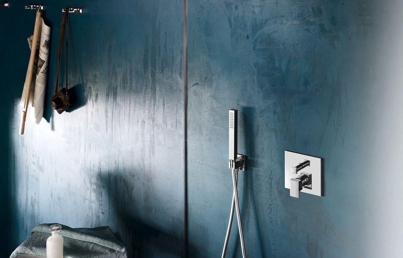 Colonne de douche robinetterie sols concept gardanne meyreuil simiane aix en provence trets plan de campagne