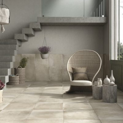 SOFT CONCRETE de PORCELAINGRES