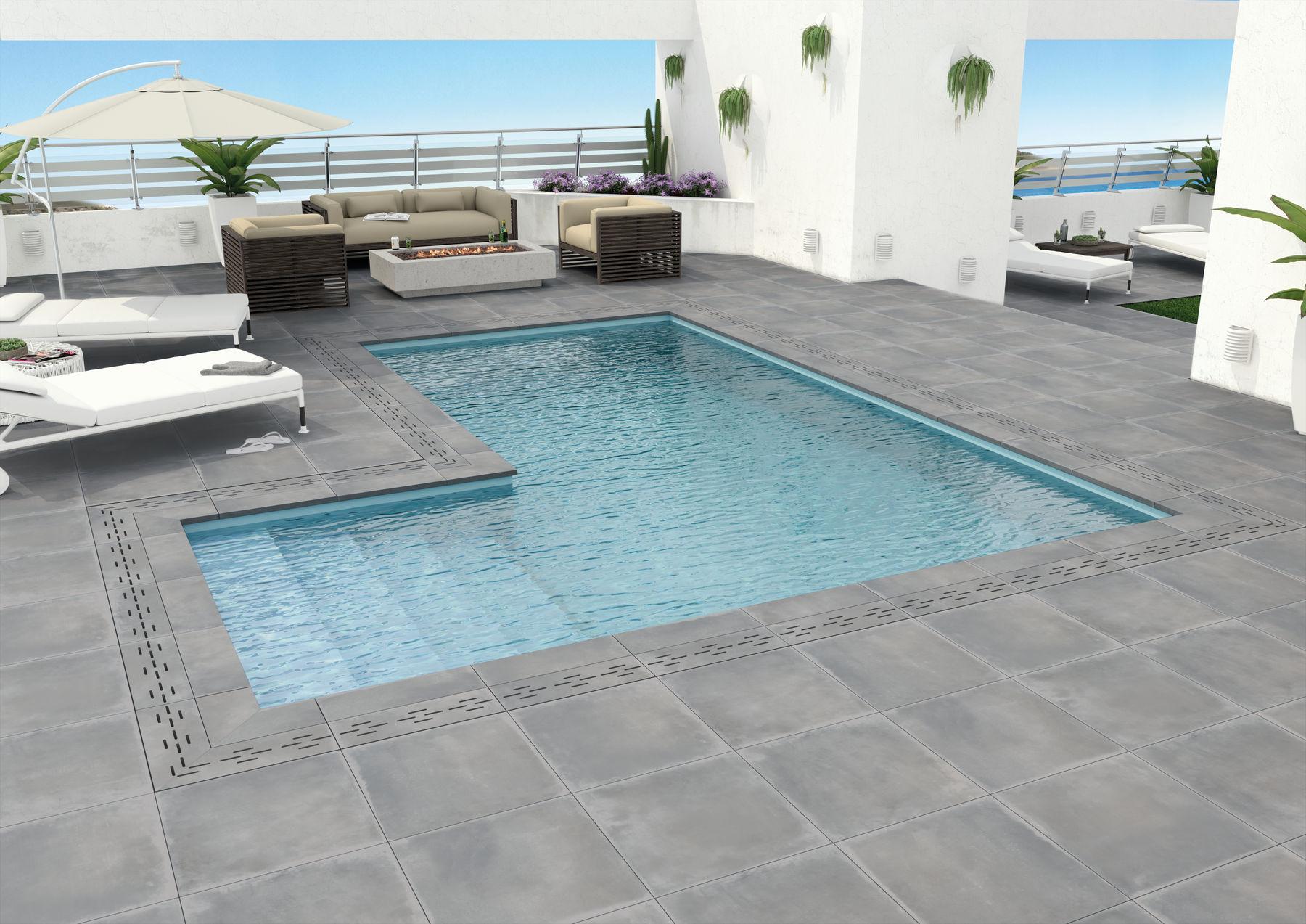 revêtement extérieur piscine Sols Concept Gardanne