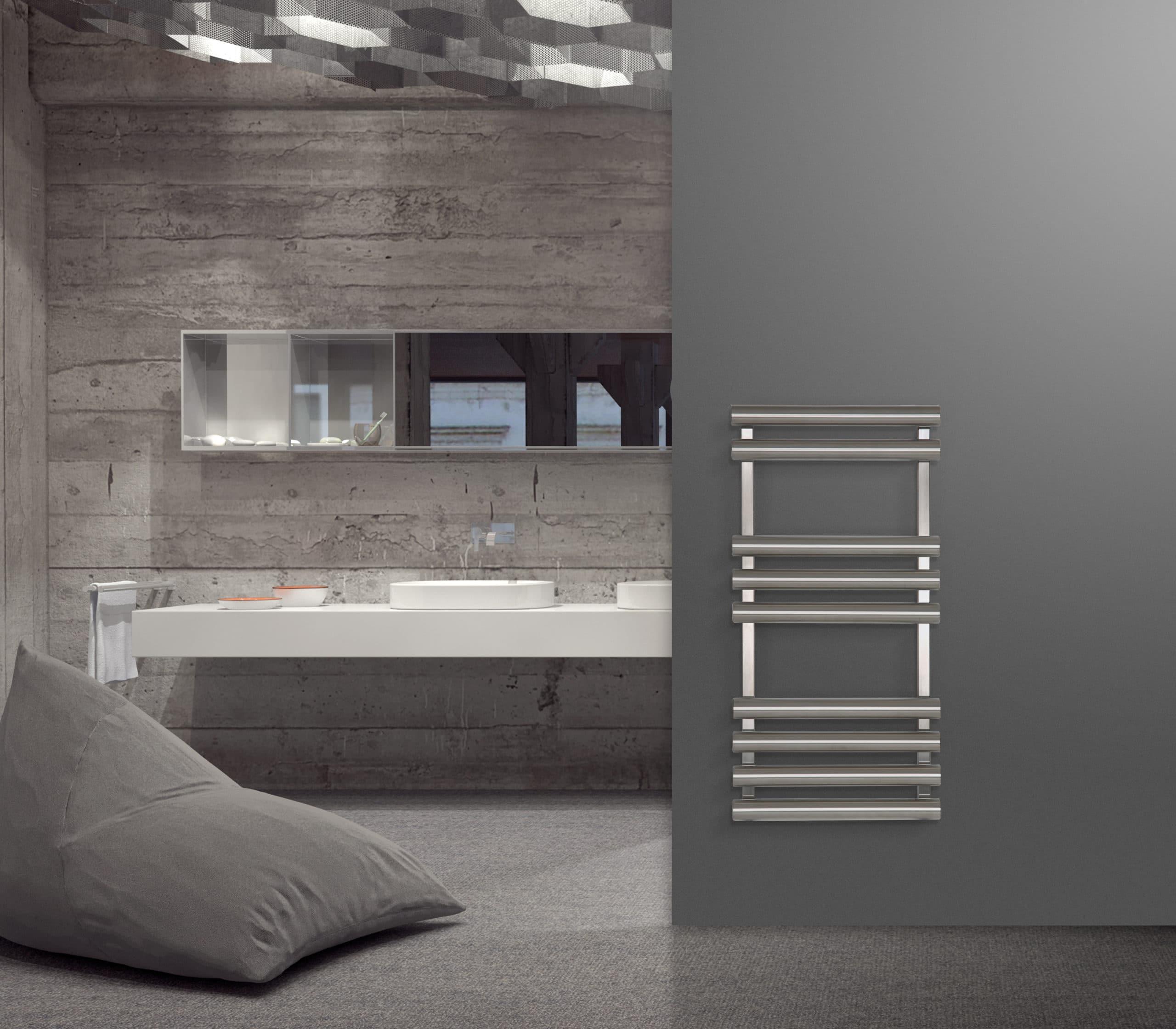 Sèche serviettes à  découvrir chez Sols Concept