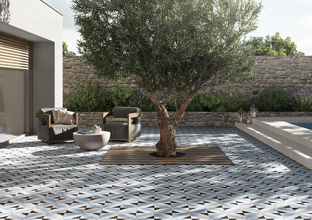 Carrelage extérieur pour terrasses Gardanne Meyreuil Aix en Provence