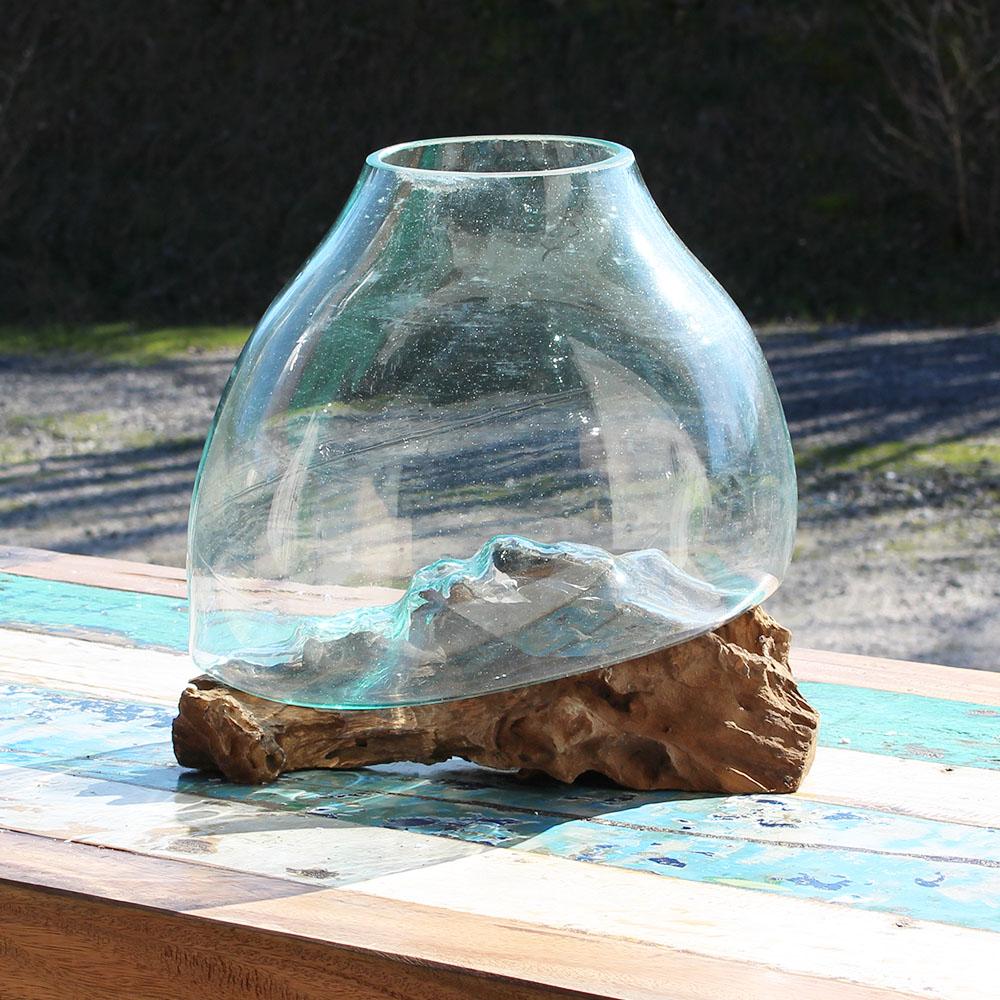 Vase décoration extérieure sols concept aix en provence et environs